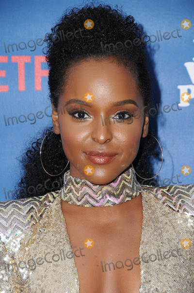 "Antoinette Robertson Photo - 27 April 2017 - Los Angeles, California - Antoinette Robertson. Los Angeles screening premiere of Netflix's ""Dear White People"" held at Downtown Independent in Los Angeles. Photo Credit: Birdie Thompson/AdMedia"