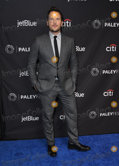 Chris Pratt Photo - 21 March 2019 - Hollywood, California - Chris Pratt. 2019 PaleyFest LA - NBC's 'Parks and Recreation' 10th Anniversary Reunion held at The Dolby Theater. Photo Credit: Birdie Thompson/AdMedia