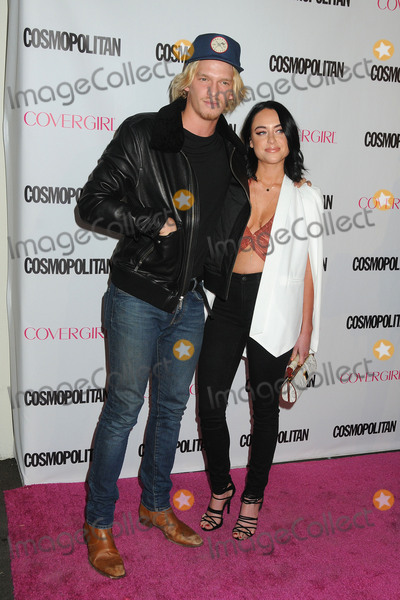Cody Simpson, Alexx Mack Photo - 12 October 2015 - Hollywood, California - Cody Simpson, Alexx Mack. Cosmopolitan 50th Birthday Celebration held at Ysabel. Photo Credit: Byron Purvis/AdMedia