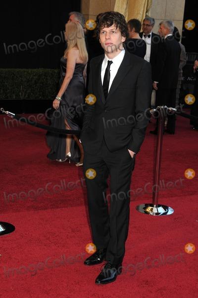 Jesse Eisenberg Photo - 27 February 2011 - Hollywood, California - Jesse Eisenberg. 83rd Annual Academy Awards - Arrivals held at the Kodak Theatre. Photo: Byron Purvis/AdMedia