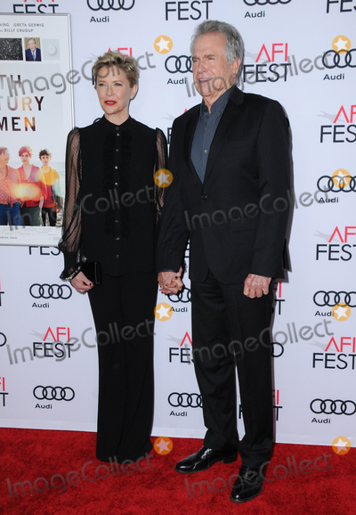 """Annette Bening, Audy, Warren Beatty Photo - 16 November 2016 - Hollywood, California. Annette Bening, Warren Beatty. AFI FEST 2016 Presented By Audi - A Tribute To Annette Bening And Gala Screening Of A24's """"20th Century Women"""" held at TCL Chinese Theater. Photo Credit: Birdie Thompson/AdMedia"""