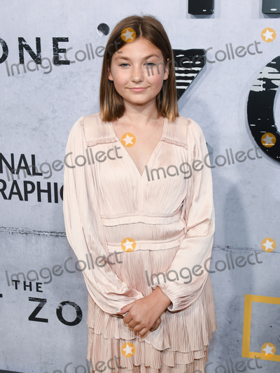 "Anna Pniowsky, Samuel Goldwyn Photo - 09 May 2019 - Beverly Hills, California - Anna Pniowsky. National Geographic Screening of The Hot Zone"" held at Samuel Goldwyn Theater. Photo Credit: Billy Bennight/AdMedia"