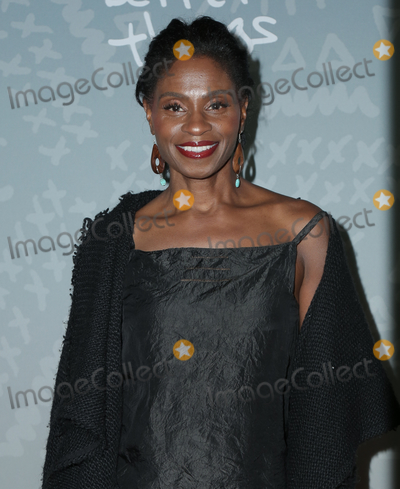 Adina Porter, Edythe Broad Photo - 26 February 2019 - Santa Monica, California - Adina Porter. Premiere Of FX's 'Better Things' Season 3 held at The Eli and Edythe Broad Stage. Photo Credit: PMA/AdMedia.