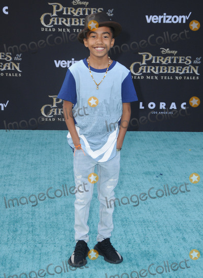 """Miles Brown Photo - 18 May 2017 - Hollywood, California - Miles Brown. Premiere Of Disney's """"Pirates Of The Caribbean: Dead Men Tell No Tales"""" at Dolby Theatre in Hollywood. Photo Credit: Birdie Thompson/AdMedia"""