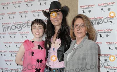 Photo - 10 March 2019 - Los Angeles, California - Katt Shea, Sophia Lillis, Linda Lavin. World Premiere of 'Nancy Drew and the Hidden Staircase' held at AMC Century City 15. Photo Credit: PMA/AdMedia