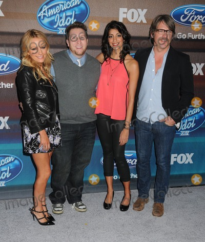 Becki Newton, Zachary Knighton, BECKY NEWTON, Nate Torrence Photo - 11 March 2015 - West Hollywood, California - Becki Newton, Nate Torrence, Meera Rohit Kumbhani, Zachary Knighton. American Idol Season 14 Finalists Party held at The District. Photo Credit: Byron Purvis/AdMedia