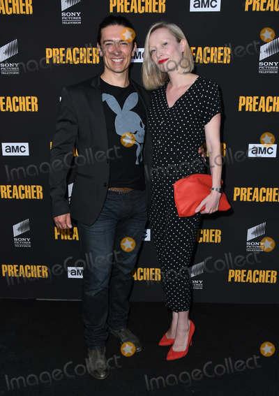 "Adam Croasdell Photo - 14 June 2018 - Los Angeles, California - Adam Croasdell. AMC's ""Preacher"" Season 3 Premiere Party held at  The Hearth and Hound. Photo Credit: Birdie Thompson/AdMedia"