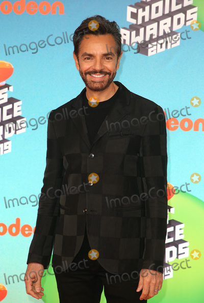 Eugenio Derbez Photo - 23 March 2019 - Los Angeles, California - Eugenio Derbez. 2019 Nickelodeon Kids' Choice Awards held at The USC Galen Center. Photo Credit: Faye Sadou/AdMedia