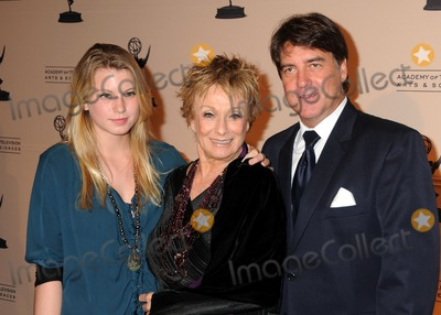 Cloris Leachman, Anabel Englund Photo - 20 January 2011 - Beverly Hills, California - Anabel Englund, Cloris Leachman and George Englund Jr.. Academy of Television Arts & Sciences' 20th Annual Hall of Fame Induction Gala held at the Beverly Hills Hotel. Photo: Byron Purvis/AdMedia
