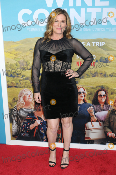 """Ana Gasteyer Photo - Ana Gasteyer at the World Premiere of """"WINE COUNTRY"""" at the Paris Theater in New York, New York , USA, 08 May 2019"""