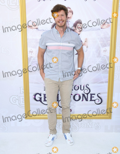 """Anders Holm Photo - 25 July 2019 - Los Angeles, California - Anders Holm. HBO's """"The Righteous Gemstones"""" Los Angeles Premiere held at Paramount Theater. Photo Credit: Birdie Thompson/AdMedia"""