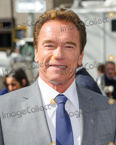 Arnold Schwartzenegger Photo - 16 May 2016 - New York, New York- Arnold Schwartzenegger.  2016 NBCUniversal Upfront. Photo Credit: Mario Santoro/AdMedia