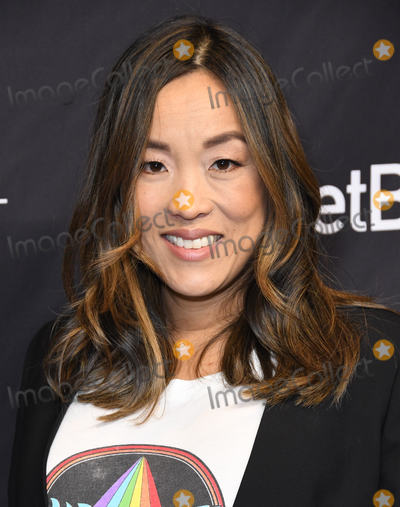 """Audrey Chon Photo - 24 March 2019 - Hollywood, California - Audrey Chon. 2019 Paleyfest - CBS All Access's """"The Twilight Zone"""" held at The Dolby Theater. Photo Credit: Birdie Thompson/AdMedia"""