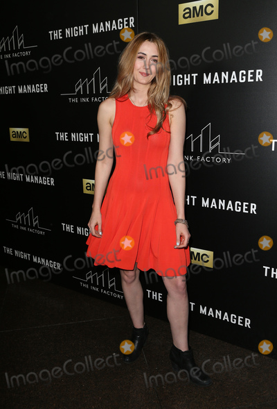 """Madeline Zima Photo - 05 April 2016 - West Hollywood, Madeline Zima. Premiere Of AMC's """"The Night Manager"""" at The DGA Theater. Photo Credit: F.Sadou/AdMedia"""