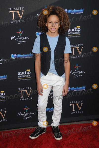 Armani Jackson Photo - 13 May 2015 - Hollywood, California - Armani Jackson. 3rd Annual Reality TV Awards held at The Avalon-Hollywood. Photo Credit: Byron Purvis/AdMedia