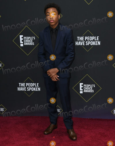 Assante Black Photo - 10 November 2019 - Santa Monica, California - Assante Black. 2019 People's Choice Awards held at Barker Hangar. Photo Credit: Birdie Thompson/AdMedia