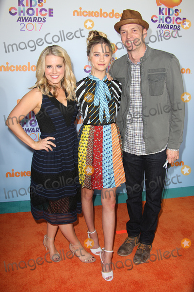 Lizzy Greene, Brian Stepanek, Lizzie Greene Photo - 11 March 2017 -  Los Angeles, California - Lizzy Greene, Brian Stepanek. Nickelodeon's Kids' Choice Awards 2017 held at USC Galen Center. Photo Credit: Faye Sadou/AdMedia