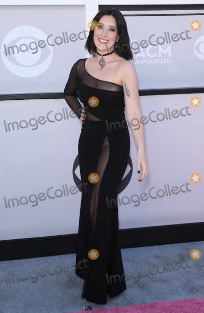 Aubrie Sellers Photo - 02 April 2017 - Las Vegas, Nevada - Aubrie Sellers.  2017 Academy Of Country Music Awards held at T-Mobile Arena. Photo Credit: MJT/AdMedia