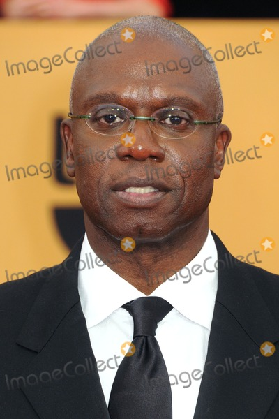Andre Braugher Photo - 25 January 2015 - Los Angeles, California - Andre Braugher. 21st Annual Screen Actors Guild Awards - Arrivals held at The Shrine Auditorium. Photo Credit: Byron Purvis/AdMedia