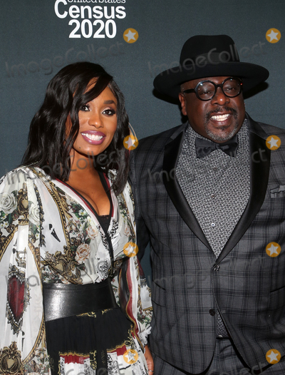 """Angell Conwell, Cedric """"The Entertainer"""", Cedric the Entertainer Photo - 4 December 2019 - Hollywood, California - Angell Conwell, Cedric the Entertainer. the 28th Annual Bounce Trumpet Awards held at Dolby Theatre. Photo Credit: FS/AdMedia"""