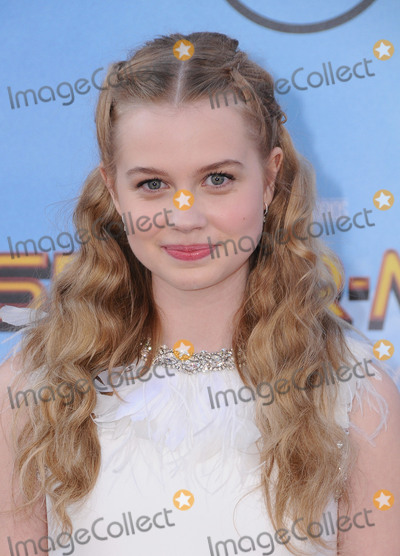 """Angourie Rice, Spider Man, Spider-Man, Spiderman, TCL Chinese Theatre Photo - 28 June 2017 - Hollywood, California - Angourie Rice. """"Spider-Man: Homecoming"""" Los Angeles Premiere held at the TCL Chinese Theatre in Hollywood. Photo Credit: Birdie Thompson/AdMedia"""