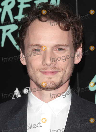"Anton Yelchin Photo - 13 April 2016 - Los Angeles, California - Anton Yelchin. ""Green Room"" Los Angeles Premiere held at  Arclight Hollywood. Photo Credit: Adam Orchon/AdMedia"
