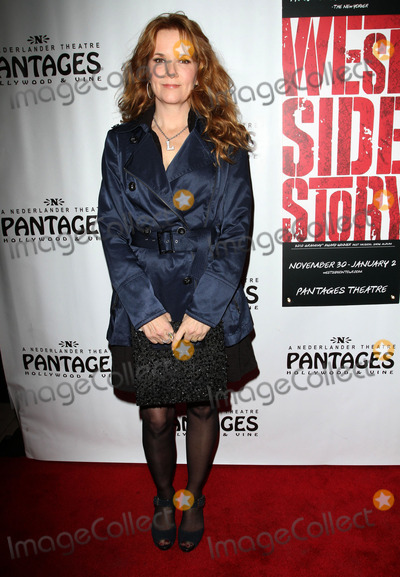 Lea Thompson Photo - 1 December 2010 - Hollywood, CA - Lea Thompson. West Side Story Play Los Angeles Opening Night held At the Pantages Theatre. Photo: Kevan Brooks/AdMedia