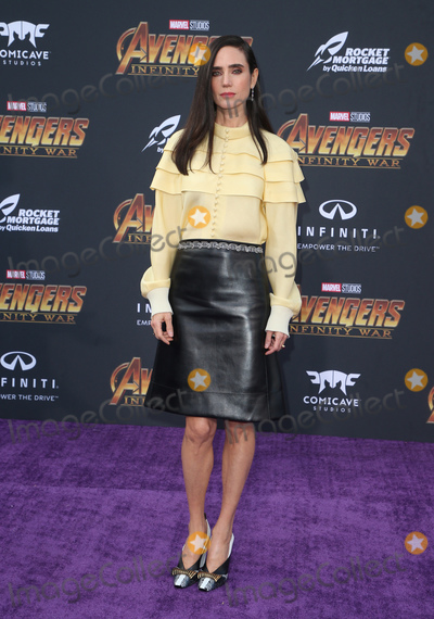 """Jennifer Connelly Photo - 23 April 2018 - Hollywood, California - Jennifer Connelly. Disney and Marvel's """"Avengers: Infinity War"""" Los Angeles Premiere held at Dolby Theater. Photo Credit: F. Sadou/AdMedia"""