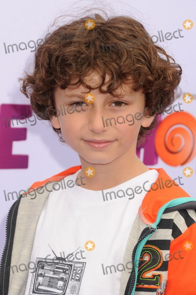 "August Maturo Photo - 22 March 2015 - Westwood, California - August Maturo. ""Home"" Los Angeles Premiere held at the Regency Village Theatre. Photo Credit: Byron Purvis/AdMedia"