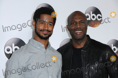 Alfred Enoch, Billy Brown Photo - 10 January 2017 - Pasadena, California - Alfred Enoch, Billy Brown. Disney ABC Television Group TCA Winter Press Tour 2017 held at the Langham Huntington Hotel. Photo Credit: Birdie Thompson/AdMedia