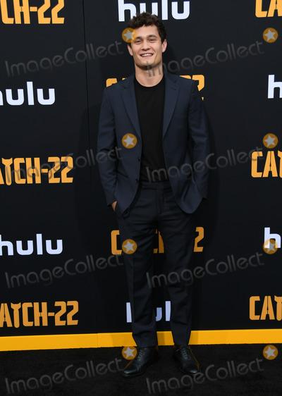 "Rafi Gavron Photo - 07 May 2019 - Hollywood, California - Rafi Gavron. Hulu's ""Catch 22"" Los Angeles Premiere held at PTCL Chinese Theatre. Photo Credit: Birdie Thompson/AdMedia"