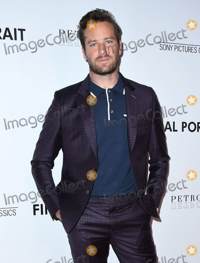 """Armie Hammer Photo - 19 March 2018 - West Hollywood, California - Armie Hammer . """"Final Portrait"""" Los Angeles Special Screening held at The Pacific Design Center. Photo Credit: Birdie Thompson/AdMedia"""