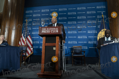 Elijah Cummings, The Used, The National Photo - United States Representative Elijah Cummings (Democrat of Maryland), Chairman of the US House Committee on Oversight and Government Reform, addresses the Headliners luncheon at the National Press Club in Washington, DC on Wednesday, August 7, 2019. Photo Credit: Chris Kleponis/CNP/AdMedia