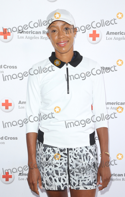 Andia Winslow Photo - 15 April 2019 - Burbank, California - Andia Winslow. The American Red Cross Los Angeles Region's 6th Annual Celebrity Golf Classi held at Lakeside Golf Club. Photo Credit: Faye Sadou/AdMedia