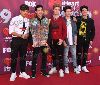 Photo - 14 March 2019 - Los Angeles, California - In Real Life. 2019 iHeart Radio Music Awards - Arrivals held at Microsoft Theater. Photo Credit: Birdie Thompson/AdMedia