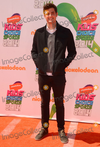 Ben Winchell Photo - 17 July 2014 - Los Angeles, California - Ben Winchell. Arrivals for the Nickelodeon Kids' Choice Sports Awards 2014 held at UCLA's Pauley Pavilion in Los Angeles, Ca. Photo Credit: Birdie Thompson/AdMedia