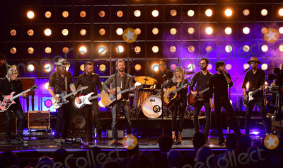 Dierks Bentley, Joe Walsh, Sheryl Crow, CMA Award, Chris Janson, Sheryl Crowe, Brothers Osborne, Joe Corré Photo - 13 November 2019 - Nashville, Tennessee - Joe Walsh, Brothers Osborne, Dierks Bentley, Sheryl Crow, Chris Janson. 51st Annual CMA Awards, Country Music's Biggest Night, held at Bridgestone Arena. Photo Credit: Laura Farr/AdMedia