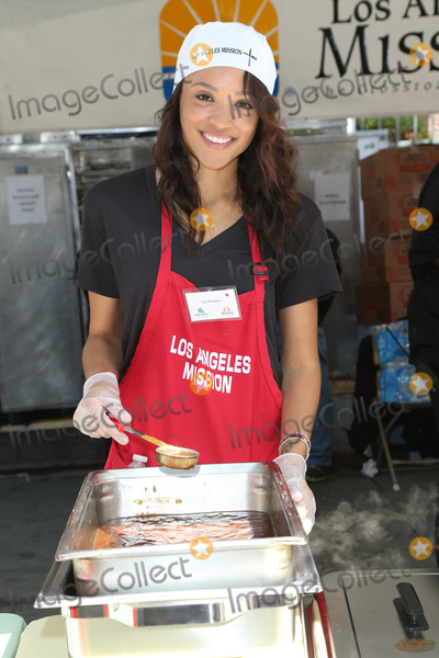 Sal Stowers Photo - 14 April 2017 - Los Angeles, California - Sal Stowers. Los Angeles Mission's Easter Celebration For The Homeless. Photo Credit: AdMedia