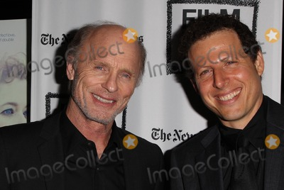 Arie Posin, Ed Harris, The Faces Photo - 3 March 2014 - Los Angeles, California - Ed Harris, Arie Posin. THE FACE OF LOVE Premiere Screening Held at LACMA. Photo Credit: F.Sadou/AdMedia