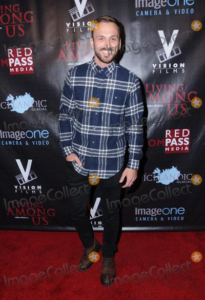 "Adam McArthur Photo - 01 February 2018 - Beverly Hills, California - Adam McArthur. ""Living Among Us"" Los Angeles Premiere held at Ahrya Fine Arts Theatre. Photo Credit: Birdie Thompson/AdMedia"