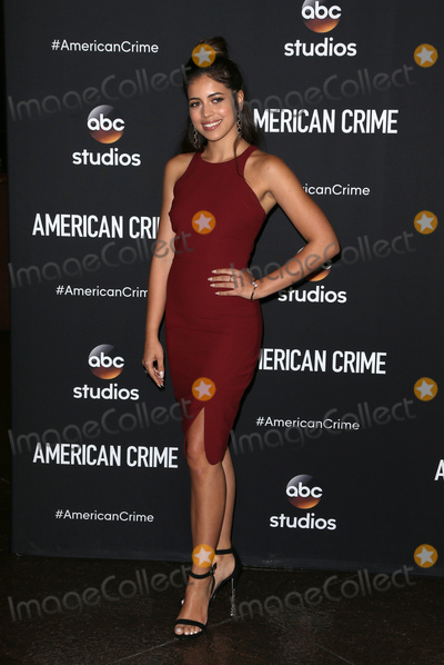 "Angelique Rivera Photo - 06 April 2016 - West Hollywood, Angelique Rivera. FYC Screening Of ABC's ""American Crime"" Held at Directors Guild Of America. Photo Credit: F.Sadou/AdMedia"