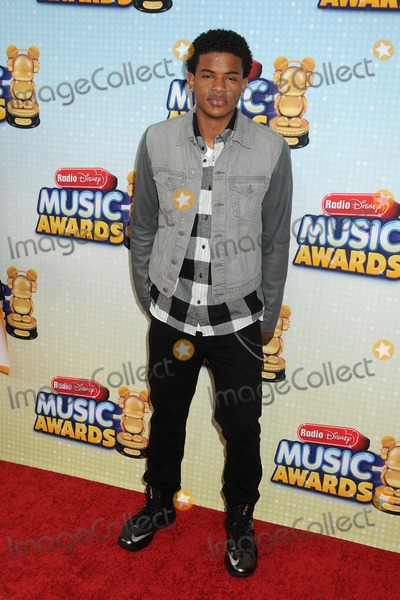 Trevor Jackson Photo - 27 April 2013 - Los Angeles, California - Trevor Jackson. Radio Disney Music Awards 2013 held at Nokia Theatre LA Live. Photo Credit: Byron Purvis/AdMedia