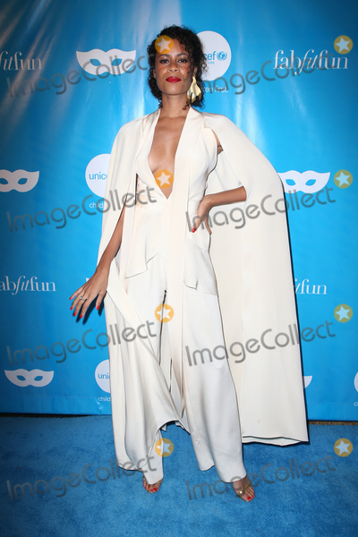 Aluna Francis, Aluna  Francis Photo - 27 October 2017 - Los Angeles, California - Aluna Francis. UNICEF Next Generation Masquerade Ball held at Cliftons Republic. Photo Credit: F. Sadou/AdMedia