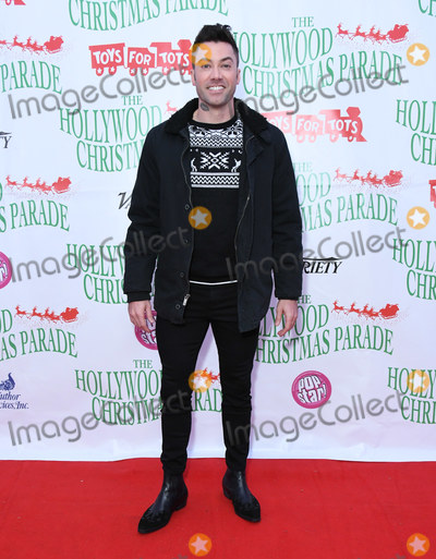 Ace Young, The 88 Photo - 01 December 2019 - Hollywood, California - Ace Young. The 88th Annual Hollywood Christmas Parade  held at Hollywood Blvd.. Photo Credit: Birdie Thompson/AdMedia