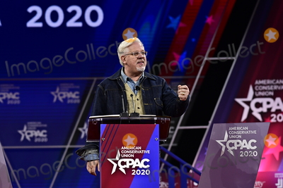 Beck, Glenn Beck Photo - Glenn Beck, Blaze TV speaks at the Conservative Political Action Conference (CPAC) at the Gaylord National Resort and Convention Center in National Harbor, Maryland on Saturday, February 29, 2020.Credit: Ron Sachs / CNP/AdMedia
