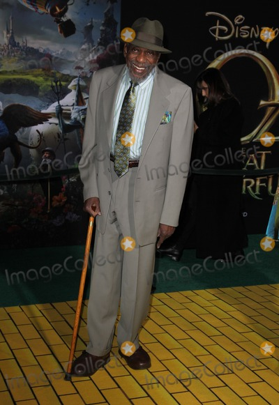 "Bill Cobbs Photo - 13 February 2013 - Hollywood, California - Bill Cobbs. ""OZ The Great And Powerful"" - Los Angeles Premiere Held At El Capitan Theatre. Photo Credit: Kevan Brooks/AdMedia"