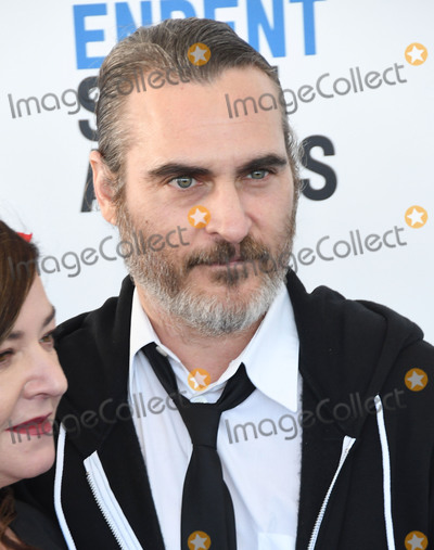 Joaquin Phoenix Photo - 23 February 2019 - Santa Monica, California - Joaquin Phoenix. 2019 Film Independent Spirit Awards - Arrivals held at the Santa Monica Pier. Photo Credit: Birdie Thompson/AdMedia