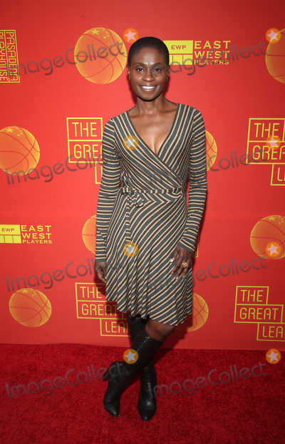 "Adina Porter Photo - 10 November 2019 - Pasadena, California - Adina Porter. Opening Night Of ""The Great Leap"" held at Pasadena Playhouse. Photo Credit: FS/AdMedia"