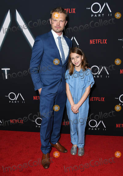 "Nikolai Nikolaeff, Zoey Todorovsky Photo - 18 March 2019 - Los Angeles, California - Nikolai Nikolaeff, Zoey Todorovsky. Netflix's ""The OA Part II"" Los Angeles Premiere held at LACMA. Photo Credit: Birdie Thompson/AdMedia"