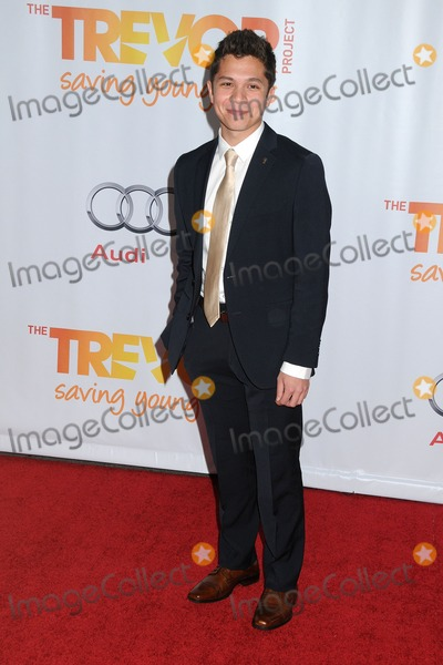 Adam White Photo - 8 December 2013 - Hollywood, California - Adam White. 15th Annual TrevorLive Los Angeles Benefit held at The Hollywood Palladium. Photo Credit: Byron Purvis/AdMedia